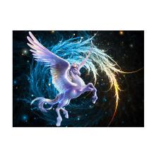 FR_ EG _ DIY 5D Diamant broderie peinture licorne cheval point de croix