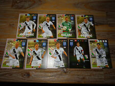 LEGIA WARSCHAU - SET 365 TRADE CARDS - CHAMPIONS LEAGUE / WORLD CUP **