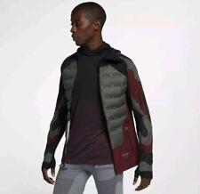 NikeLab Gyakusou Shield Jacket Grey Red Black Size XXL (910806 090) New