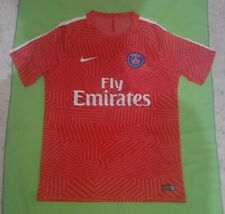 Camiseta nike training equipo paris Saint germain,  talla L