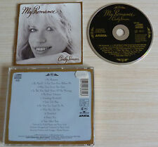 CD ALBUM MY ROMANCE CARLY SIMON 12 TITRES 1990