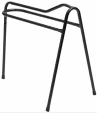 STC Saddle Stand 3 Legs Collapsible Stable Tack Storage Cleaning