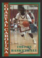 1994-95 Coastal Carolina Chanticleers Basketball Schedule