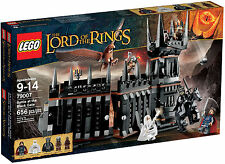NEW LEGO BATTLE AT THE BLACK GATE 79007 Set Sealed Box Hobbit LOTR 5x minifigs