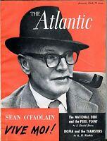 The Atlantic Magazine January 1964 Sean O'Faolain GD 043017nonjhe