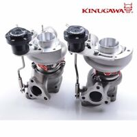 Kinugawa Upgrade STS Twin Turbo Mitsubishi 6G72 3000GT TD04HL-19T Forge Actuator