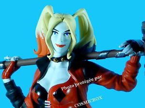 HARLEY QUINN resin bust DC Comics figure Joker girl friend BATMAN actors movie