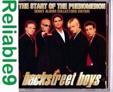 Backstreet Boys -Self titled Collector's edition CD+5 Bonus tracks-1996Zomba AUS