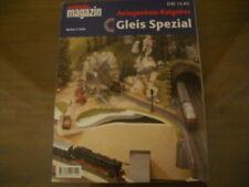 """MARKLIN MAGAZIN C SPEZIAL GLEIS - manuale specifico per binari Marklin tipo """"C"""""""