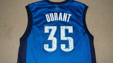 Men's Medium KEVIN DURANT #35 OKC THUNDER Basketball Jersey NBA Oklahoma City
