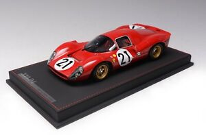 1/18 AB Models Ferrari 330 P4 second 1967 24 Hours of LeMans  50 pcs n BBR / MR