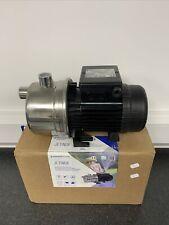 Pentair STA-RITE Jetinox 70/50 M Stainless Steel Self Priming Pump BRAND NEW UK