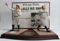 Babe Ruth Danbury Mint Figure! RARE! New York Yankees Called Shot!