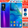 2020 New 7.7 Inch Android Cheap Cell Phone Factory Unlocked Smartphone Dual SIM