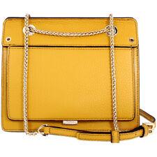 Furla Like Ladies Mini Yellow Ginestra Leather Crossbody 978207