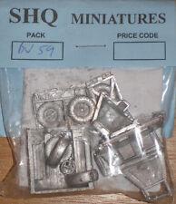 SHQ 20mm (1/72) British Morris CS8 Personnel Truck