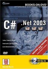 Beginner's C# .NET 2003 on Book On DVD 9781594840081
