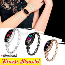 Fashion Women Smart Watch Luxury bluetooth Fitness Bracelet for Girls Women Gift