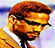 MALCOLM X 3 HR 21 MN VIDEO DVD SPEAKS SPEECHES DOCUMENTARY LIFE BLACK HISTORY