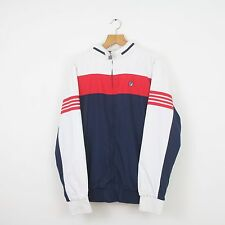 Vintage FILA Soft Shell Full Zip Jacket Tracksuit Top Retro Italian Sport | XXL