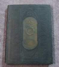 1929 SUSQUEHANNA UNIVERSITY YEARBOOK  w/ Portraits for Classes of 1928 & 1929