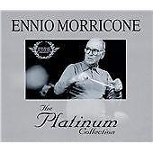 Ennio Morricone - The Platinum Collection (2007)  3CD  NEW/SEALED  SPEEDYPOST
