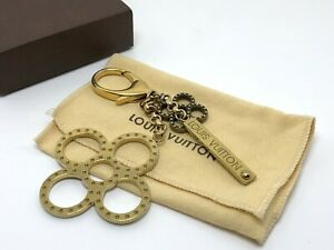 Louis Vuitton Key Ring M65090 Bijoux Sac Tapage Bag Charm