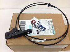 Chevrolet Malibu Buick Lacrosse Regal Hood Latch Release CABLE w/ Handle new OEM