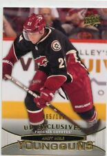 11/12 UPPER DECK YOUNG GUNS ROOKIE RC EXCLUSIVES ANDY MIELE 065/100 *45161
