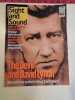 British Film Institute Sight and Sound Magazine Aug 97 David Lynch  B20