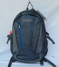 New Unisex Jansport Agave 32 Laptop Ready Backpack Forge Grey