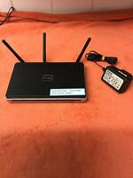 D-link DSL-2740R Wireless N ADSL2 4-port Modem Router - Fully Functional