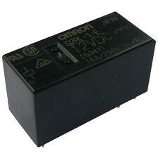 OMRON g2rl-1e-12 relais 12v DC 1xum 16a 360r pcb power relay 854737