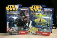 Playskool Star Wars Jedi Force Action Figure Combo