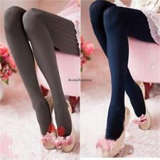 Fashion Womens Thick Tights Knit Winter Pantyhose Tights Footed Cotton Stockings