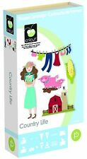Country Life Cricut Cartridge Brand New in Package