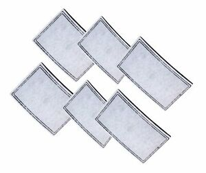Pioneer Pet Replacement Filters for Plastic Fountains 6 Pack (2 sets of 3 Pack)