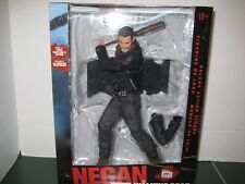 McFarlane The Walking Dead Negan Figure 10 inch with Stand  AMC TV Series