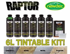 Raptor 0821 Tintable Truck Bed Liner Kit