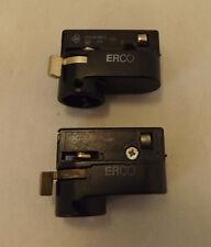 bis zu 14x Erco Minirail 1 Phasen Adapter - schwarz - guter Zustand