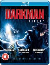 Darkman Trilogy (Blu-ray) Liam Neeson, Frances McDormand, Colin Friels, Lar