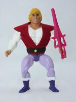 MOTU,Commemorative PRINCE ADAM,Masters of the Universe,100% complete,He Man