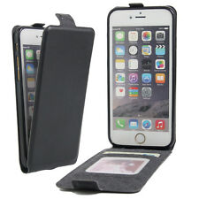 Flip Leather Card Holder Case Cover For Apple Iphone 5 5S SE 6 6S Plus  4S 4
