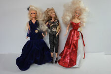 Barbie Doll & Other Lot Of 3 #3