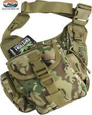 Kombat BTP Tactical Shoulder Bag 7 Litre compliments MTP / Multicam Airsoft