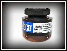 ECCO 201120 Audible Signal Device FAST PULSE ALARM 12-48 VDC SCREW 12V