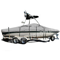 Sea Doo Challenger 230 with Wakeboard Tower Trailerable Storage Boat Cover