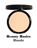 Mineral Foundation Pressed Powder SPF 15 ~Blonde~ New Flawless Makeup