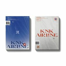 K-POP KNK 3rd Mini Album [KNK AIRLINE] CD+Book+Booklet+Sticker+P.Card+Pre-Order