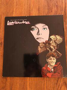 Ladyhawke (Original Motion Picture Soundtrack) -  Atlantic – 78 1248-1